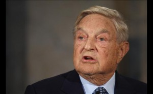 George Soros Sean Gallup Getty